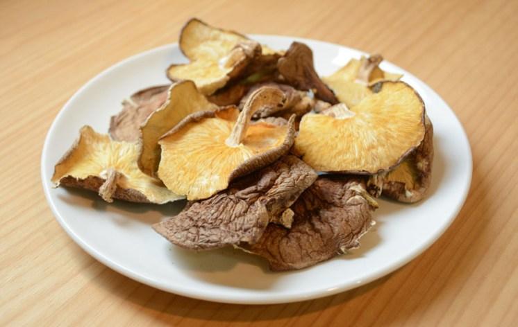 段木香菇內文