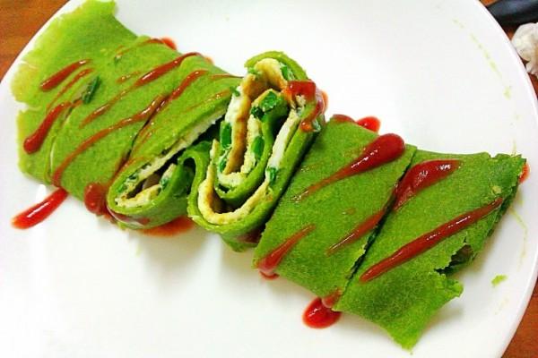 蔬菜入蛋餅皮(特色圖片、5)
