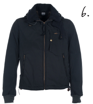 CP Company Navy Down Jacket