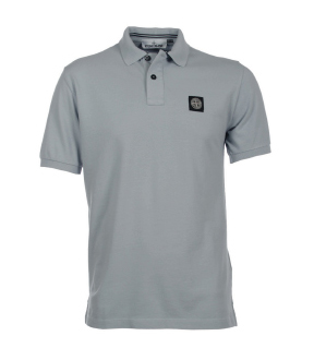 Stone Island Regular Fit Pique Polo Shirt Range