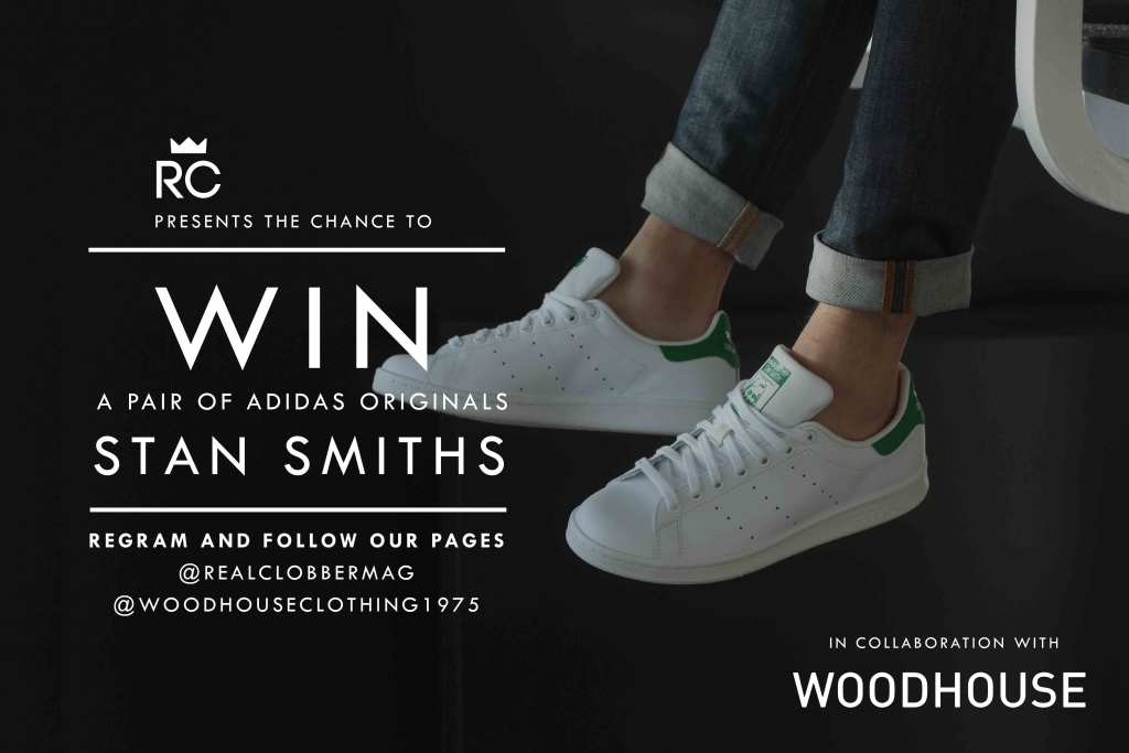 STAN SMITH GIVEAWAY Competition