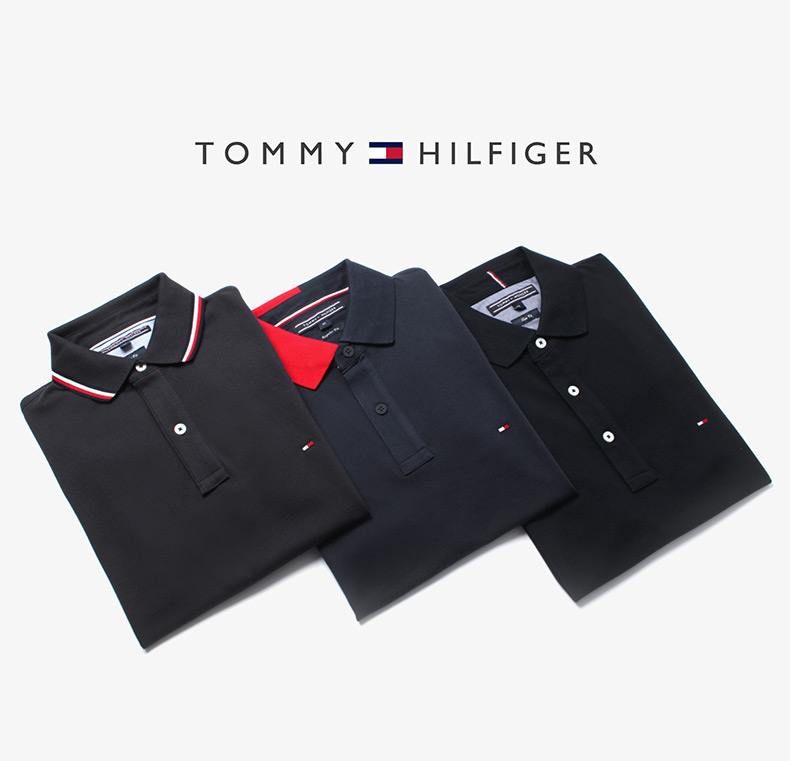 Tommy's popping polos