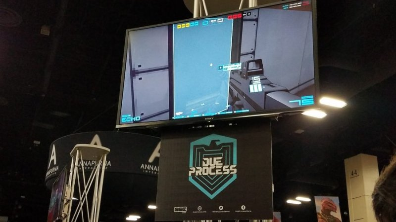 Due Process PAX South 2018