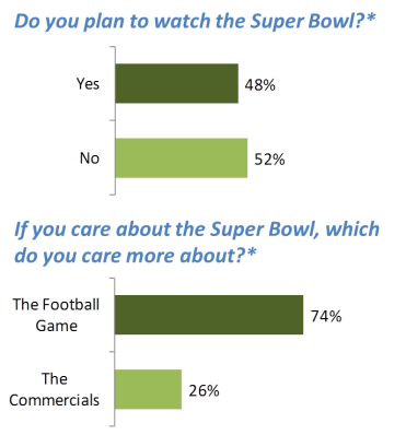 Hispanic Super Bowl Viewers Poll