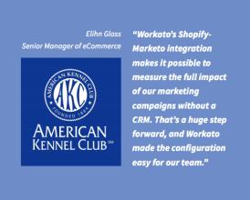 AKC unlocked marketing insights with automation.