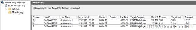Changes in RDP over UDP behavior in Windows 10 and Windows