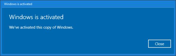 MAK key activation of Windows Server 2019 now succeeds after installing KB4512534