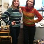 Sitting and Knitting and Knitting, and You Know, Probably Knitting Again
