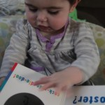 Gorgeous Baby + Scanimation = Happy-Making Magic for Your Wednesday Morning