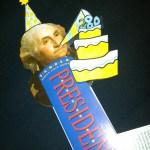 Washington's Birthday, Fandex Style