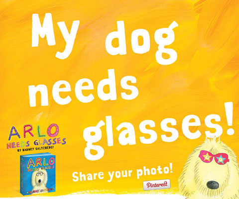 Share a Photo of Your Dog in Glasses!