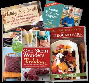 Homemade Holiday Free Ebooks