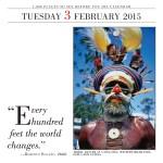 #TravelTuesday – Papua New Guinea
