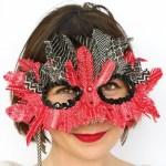 Washi Tape Party Mask