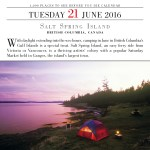 #TravelTuesday – Salt Spring Island, British Columbia, Canada