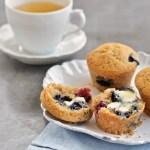 NEW ENGLAND OPEN-HOUSE COOKBOOK's Highbush Blueberry Muffins