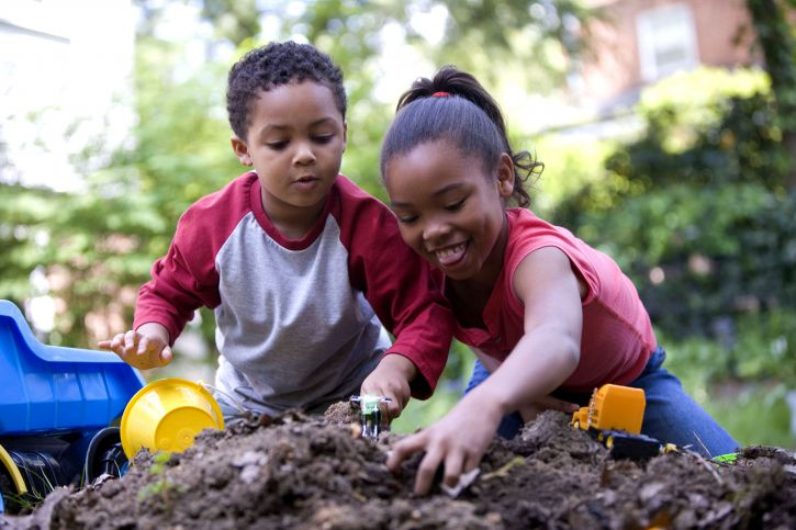LET THEM EAT DIRT: Microbes and Children 101 - Workman Publishing