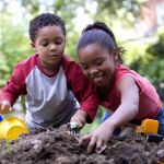 LET THEM EAT DIRT: Microbes and Children 101