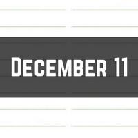 december-11-2