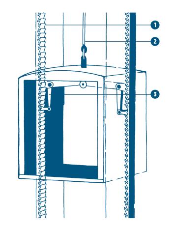 America the Ingenious (Otis Elevator)