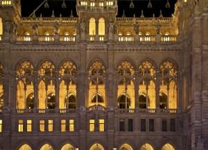 Town Hall in Vienna