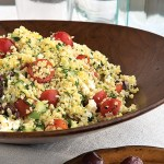 Greek Tabbouleh Salad