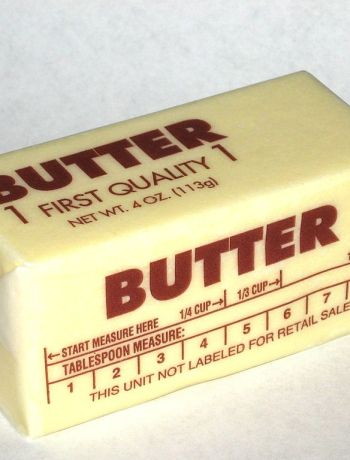 overrated butter