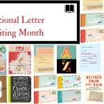 #IReadIndie: National Letter Writing Month