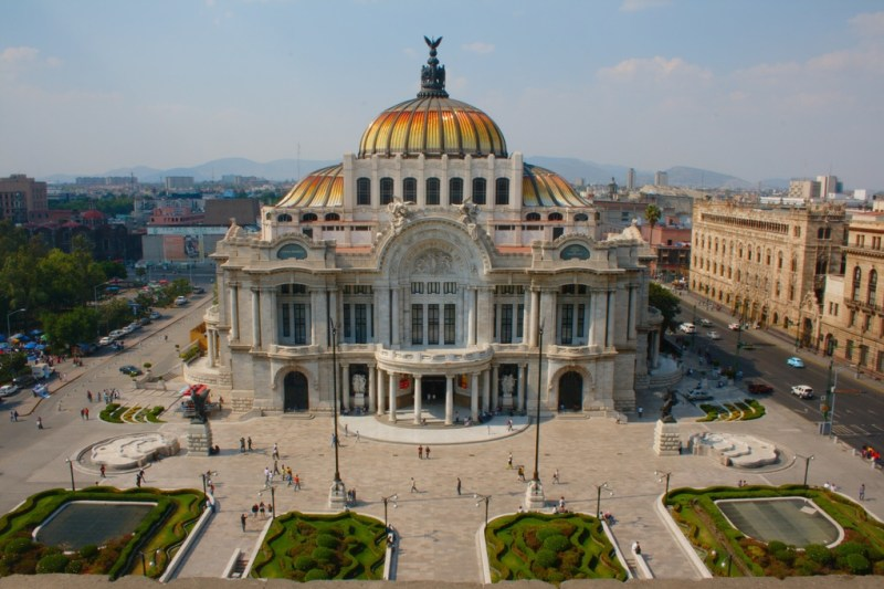 5 Favorite Attractions In Mexico City Workman Publishing