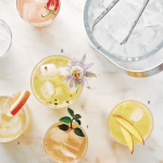 Wine Spritzer with 5 Variations