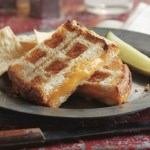 WILL IT WAFFLE? Waffled Grilled Cheese