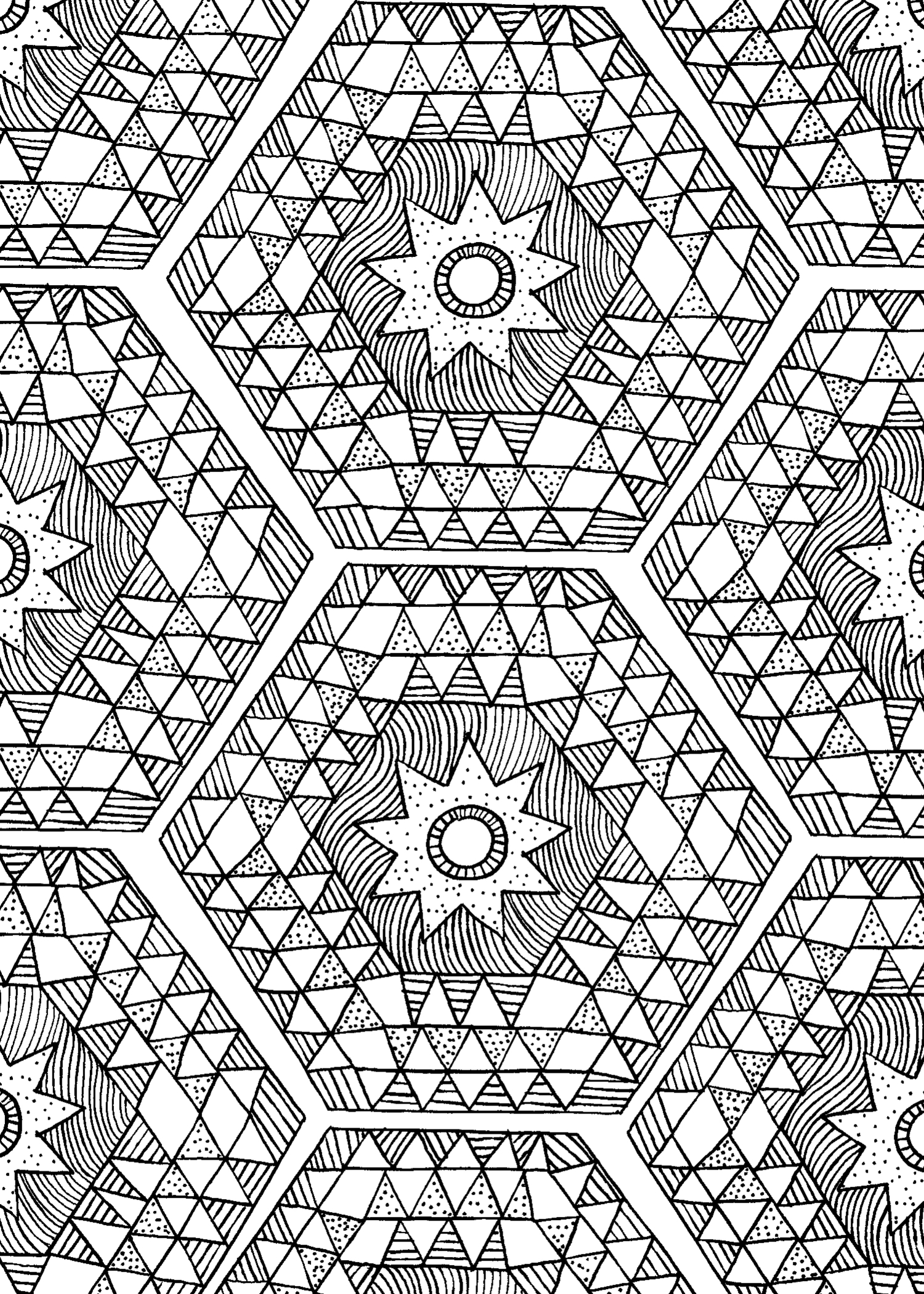 - Mindfulness Coloring Activities