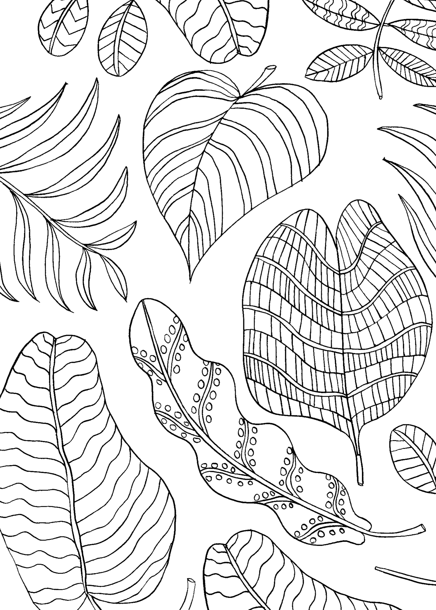 Mindfulness Coloring Activities