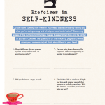 Exercises in Self-Kindness
