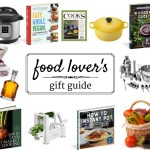 Food Lover's Gift Guide + Giveaway