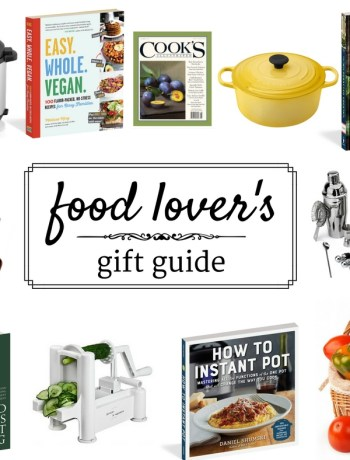 Food Lover's Gift Guide