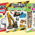 Introducing . . . STICKY FACTS!