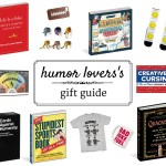 Humor Lover's Gift Guide + Giveaway