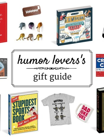 Humor Lover's Gift Guide