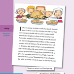 What's Thanksgiving All About? <em>Brain Quest</em> for Grade Three