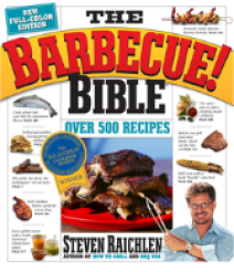 BBQ Bible Cover