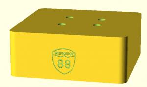 Model 500 Plugbox Render (top)