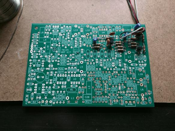 The full board