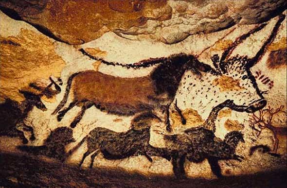 Lascaux_Animals1