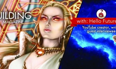 Worldbuilding Magazine December Issue: Magic!