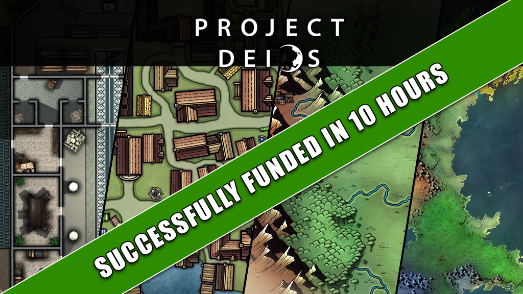 Project Deios: A Roaring Success!
