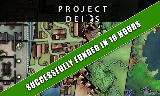 Project Deios: A Roaring Success!