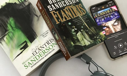 Book reviews: Brandon Sanderson's Elantris