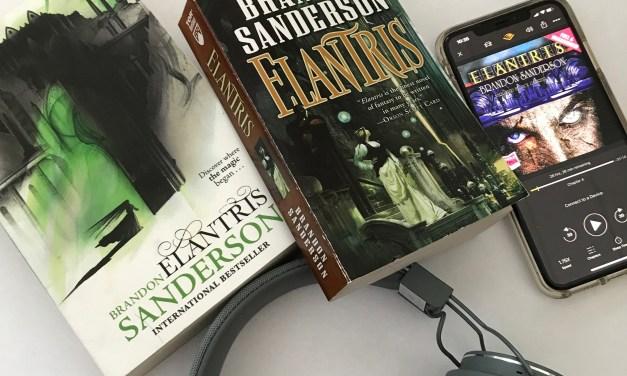 Book reviews: Brandon Sanderson's Elantris