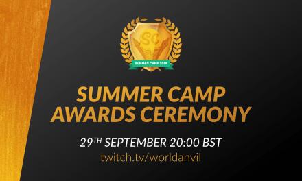 Summer Camp 2019 Awards Ceremony